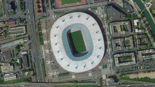 Stade De France Stadium, Paris, France